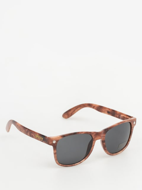 Glassy Sunglasses Leonard (wood)