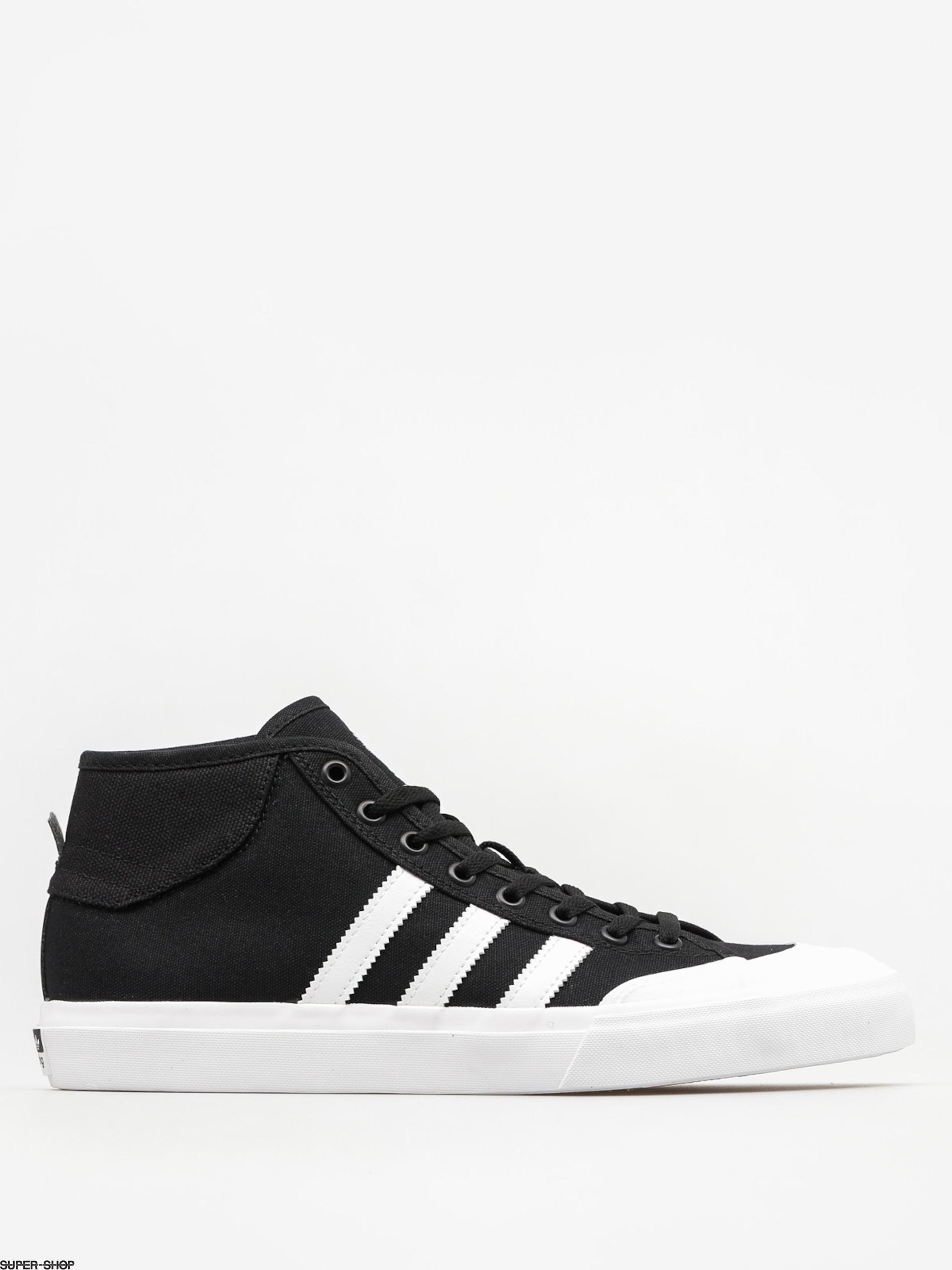 adidas Shoes Matchcourt Mid (core black/ftwr white/ftwr white)