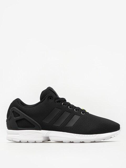 adidas Schuhe Zx Flux (black/black/white)