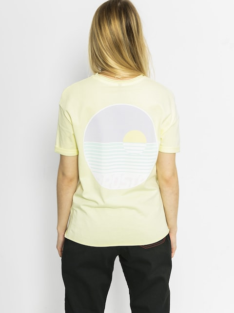 Prosto T-Shirt Sun (yellow)