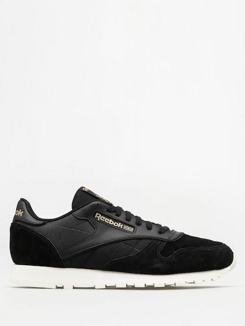 Reebok Schuhe Cl Leather Alr (black/chalk/ashgry/br)