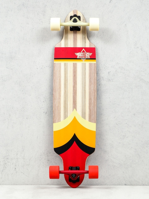 Dusters California Longboard Totem (red/org)