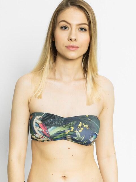 Femi Pleasure Bikini Top Nalani Bandeau Wmn (nvb)