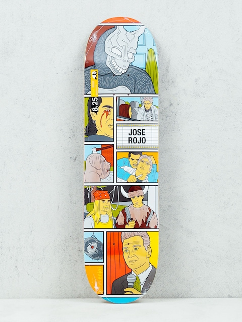 Enjoi Deck Movie Night R7 (rojo)