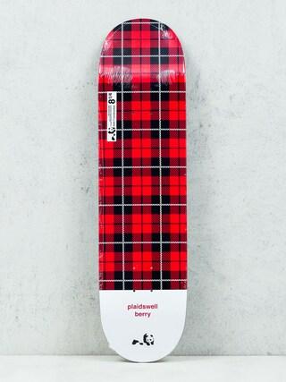 Enjoi Deck Textiles R7 (black/red/white)