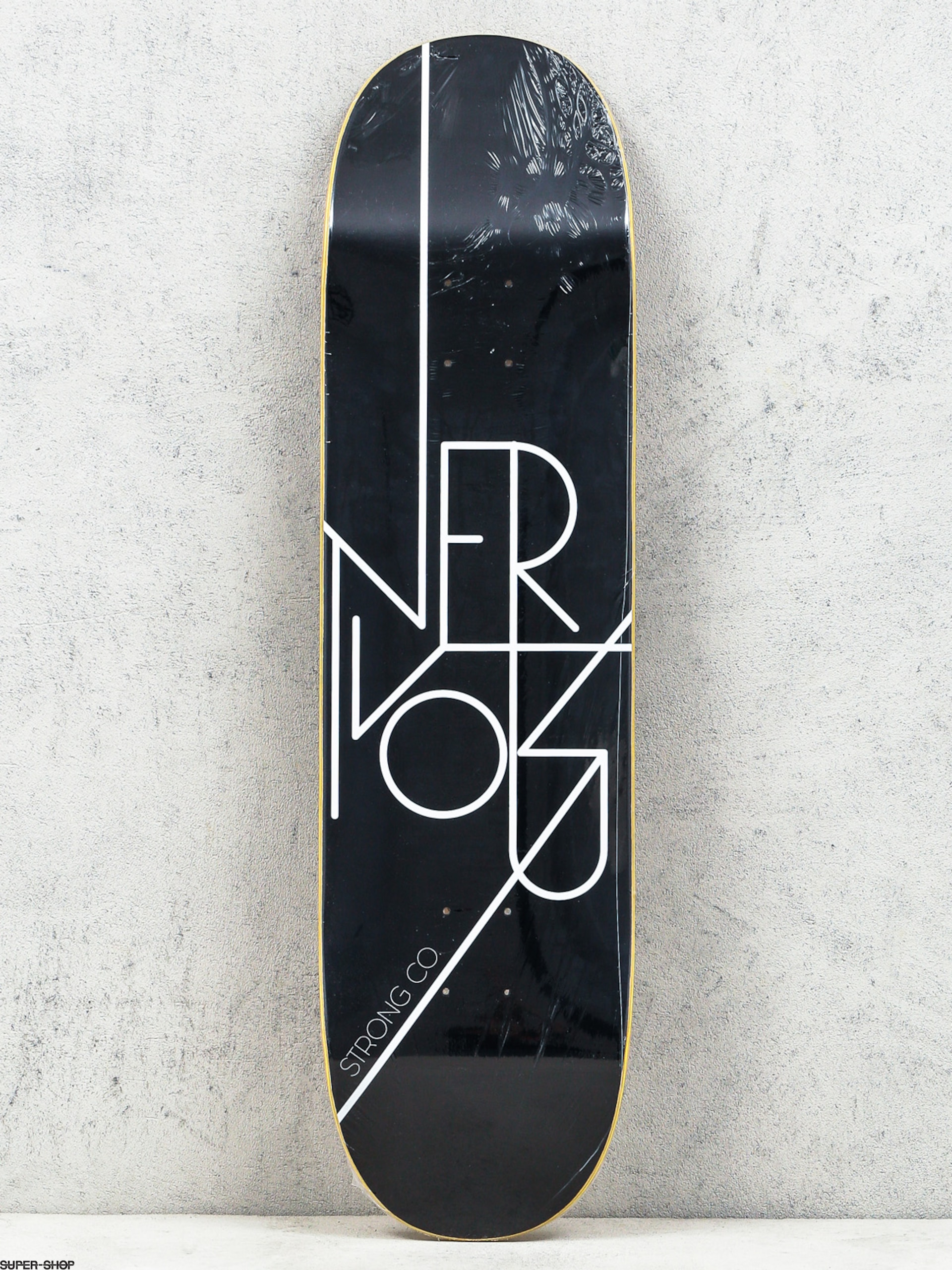 Nervous Deck Angles (black)