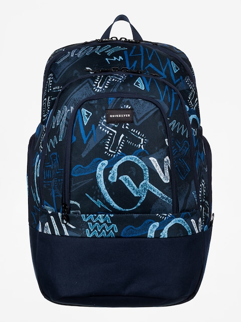 Quiksilver Backpack Special (dark denim thunder bolt)