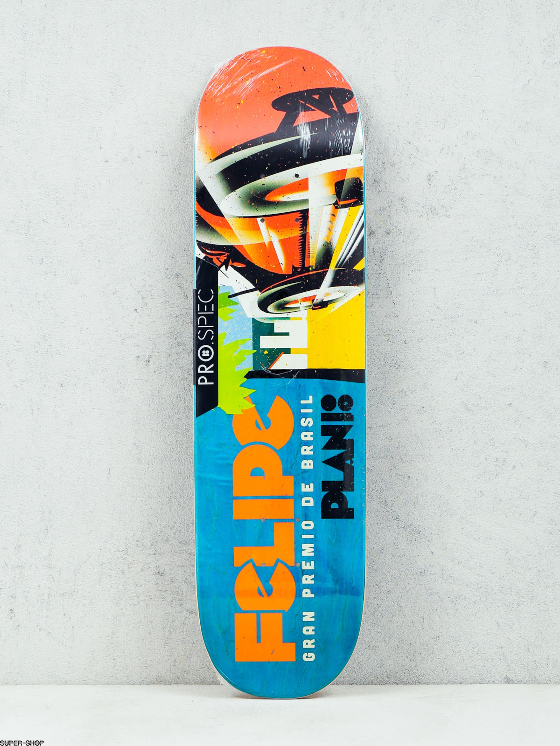 Plan B Deck Felipe Racers (multicolor)