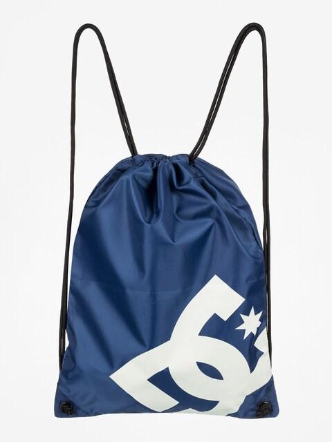 DC Backpack Cinched (washed indigo)