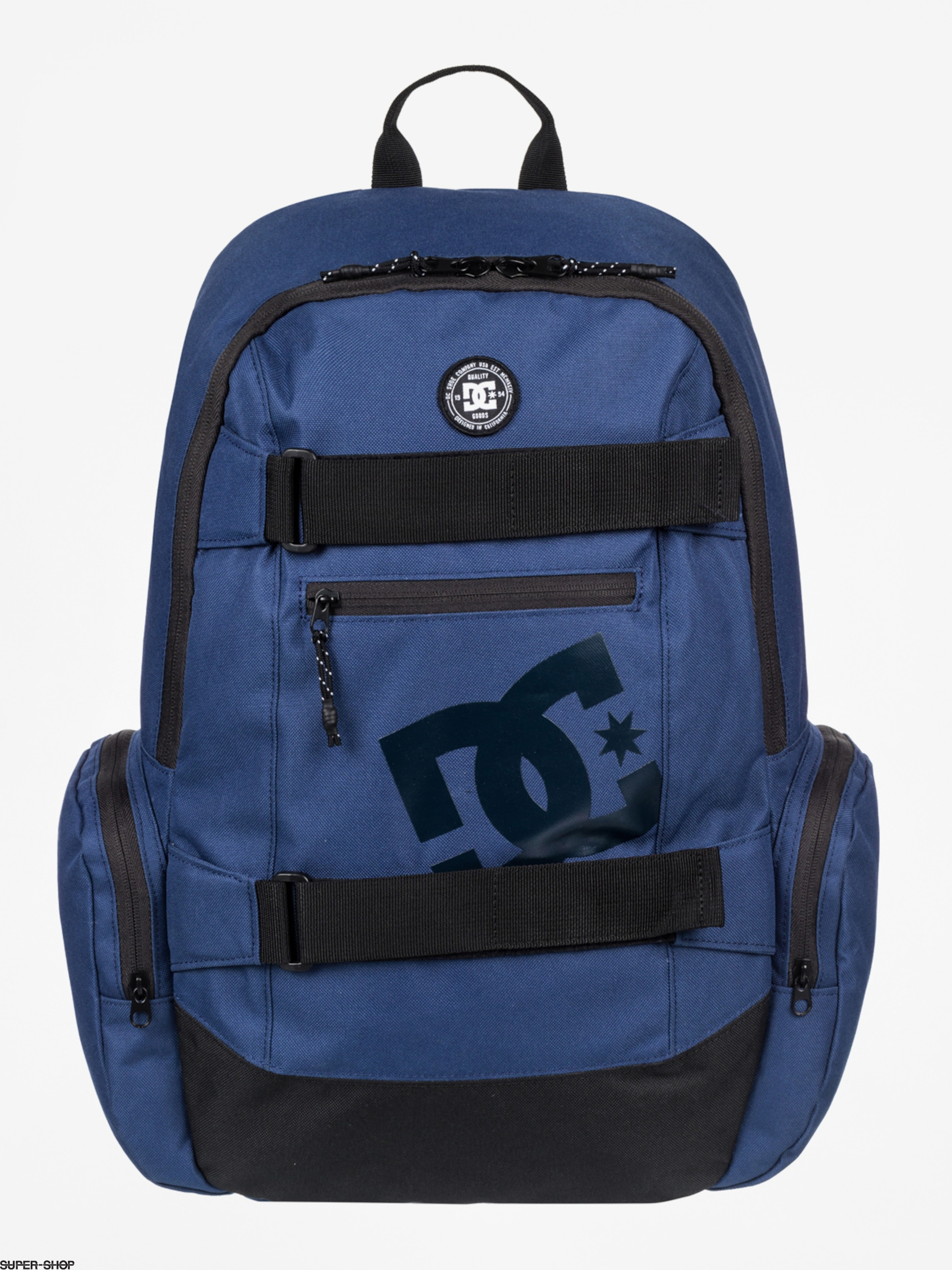 DC Backpack The Breed (washed indigo)