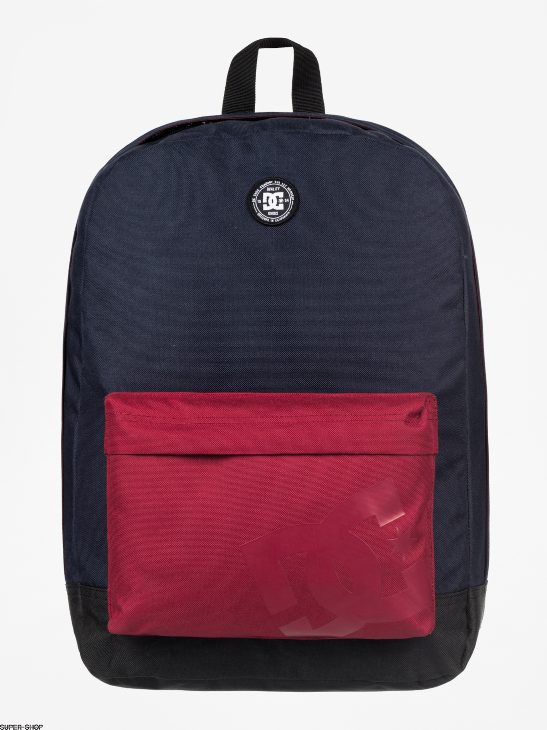 DC Backpack Backstack Cb (dark indigo)