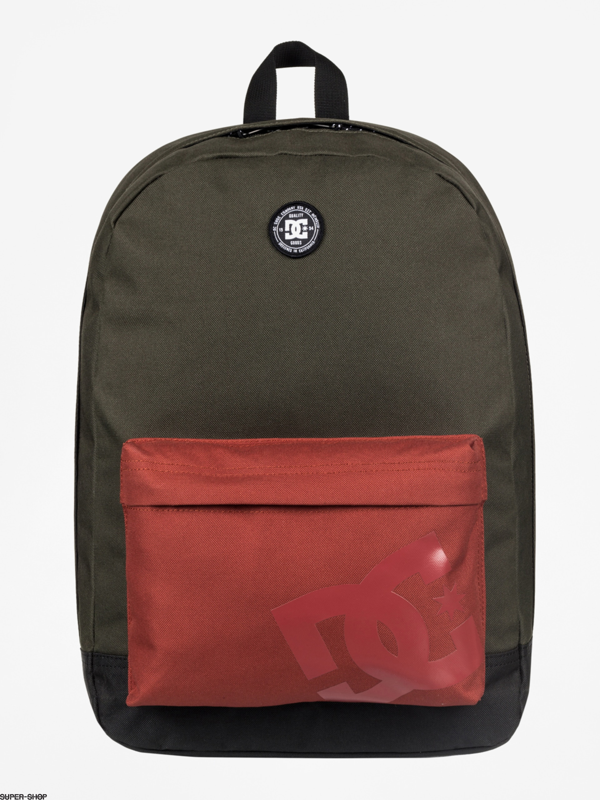 DC Backpack Backstack Cb (dark olive)