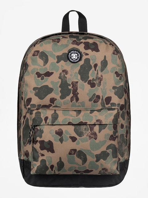 DC Backpack Backstack Print (duck camo)