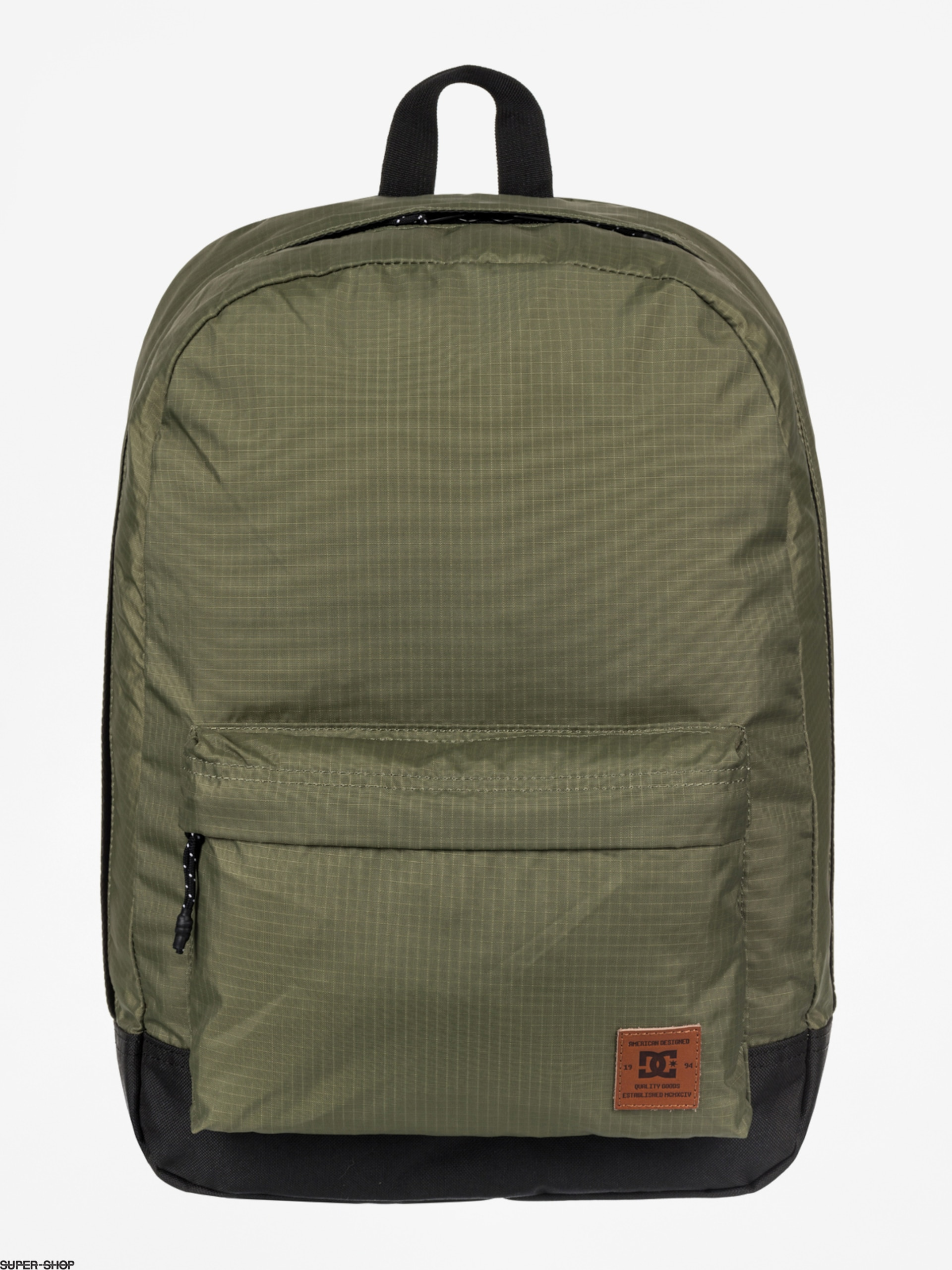 DC Backpack Backstack Fabri (vintage green)