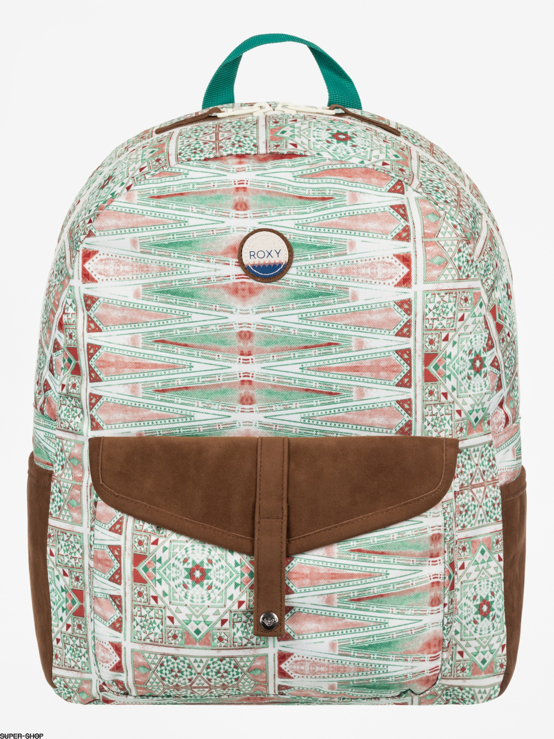 Roxy Rucksack Carribean Wmn (marshmallow chief pr)