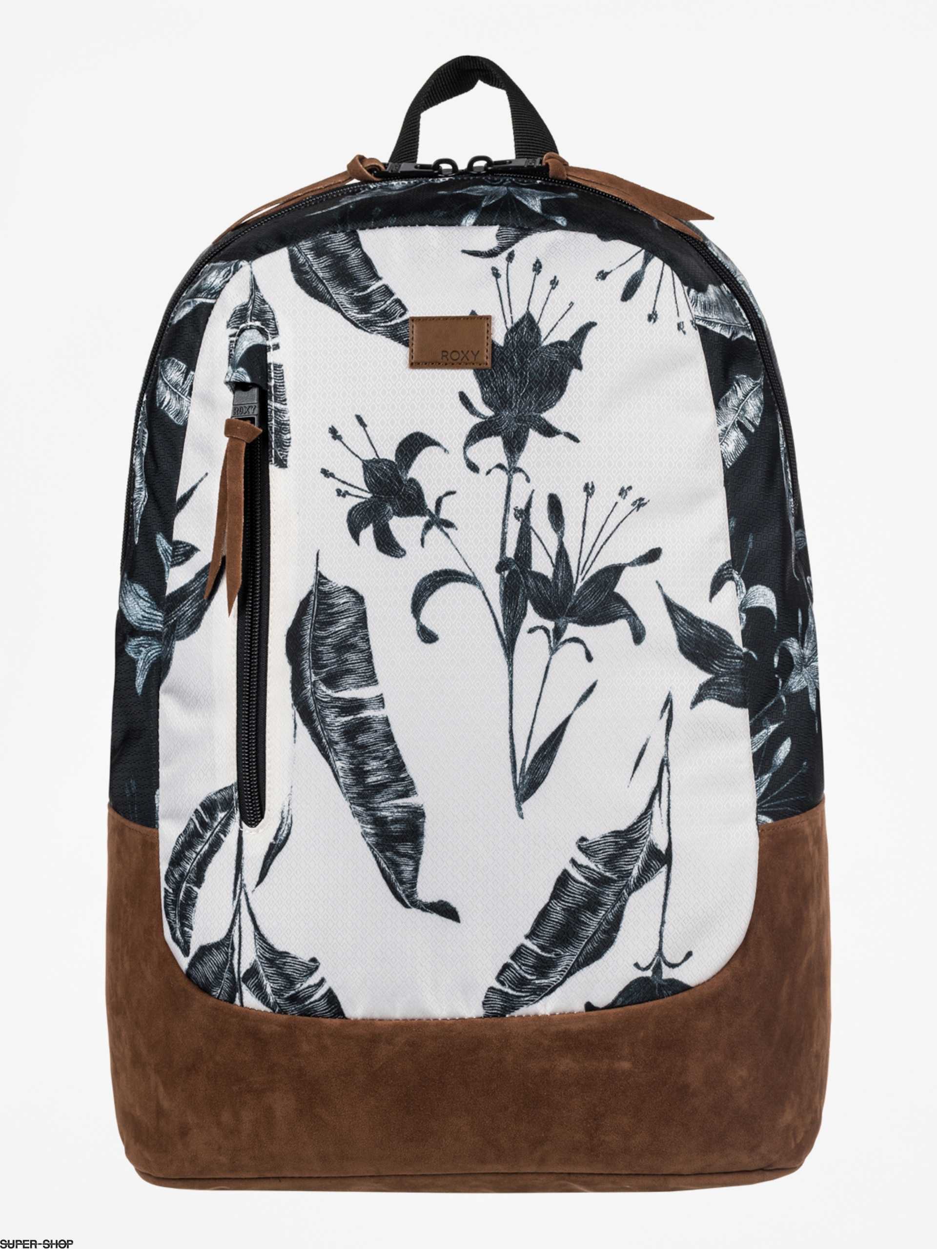 Roxy Rucksack Free Your Wild Wmn (anthracite love lett)