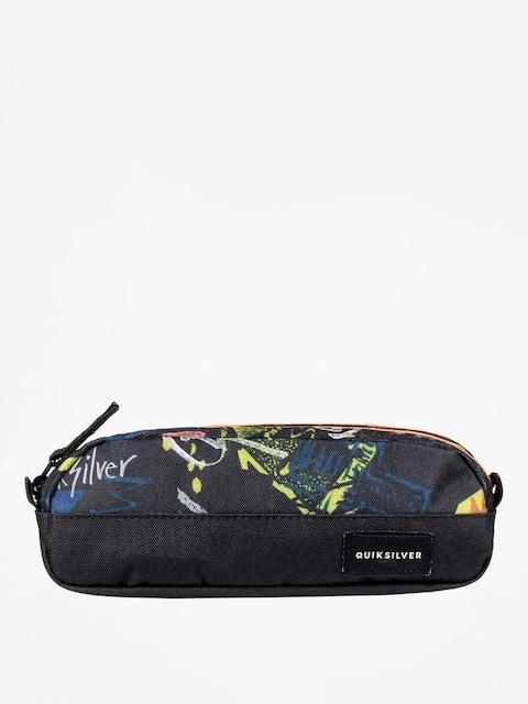 Quiksilver Pencil case Tasmen (black thunder bolts)