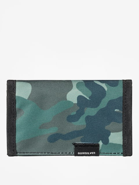 Quiksilver Wallet Theeverydaily (grape leaf scratch)