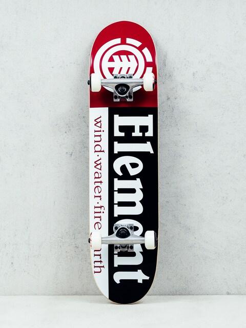 Element Skateboard Section