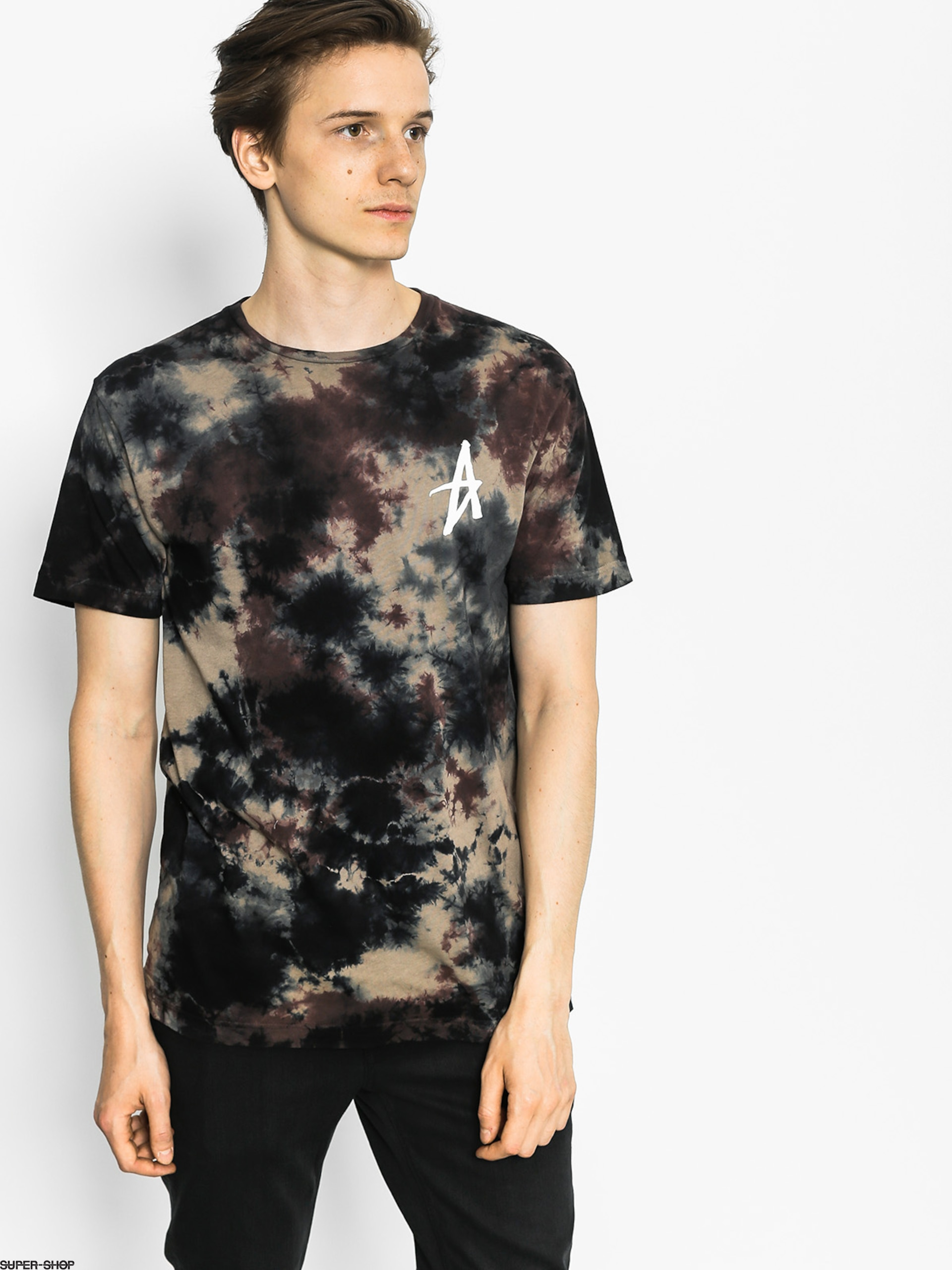 Altamont T-Shirt Dark Days (brown/black)