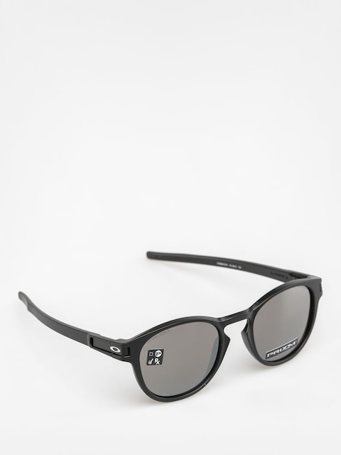 Oakley Sunglasses Latch (matte black/prizm black iridium)