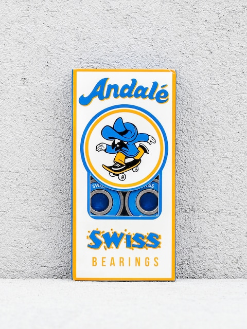 Andale Kugellager 01 Swiss (blue)
