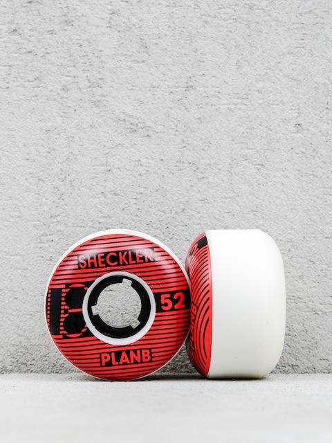 Plan B Wheels Sheckler (red/black print)