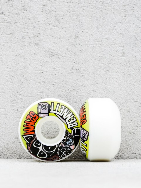 Pig Wheels Bennett Vice (white)
