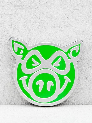 Pig Bearings Neon Abec 5 (green)