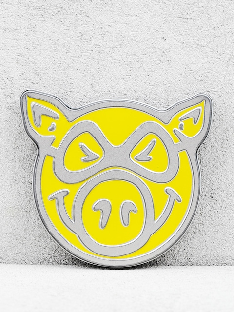 Pig Bearings Neon Abec 5 (yellow)