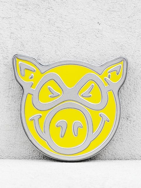 Pig Kugellager Neon Abec 5 (yellow)