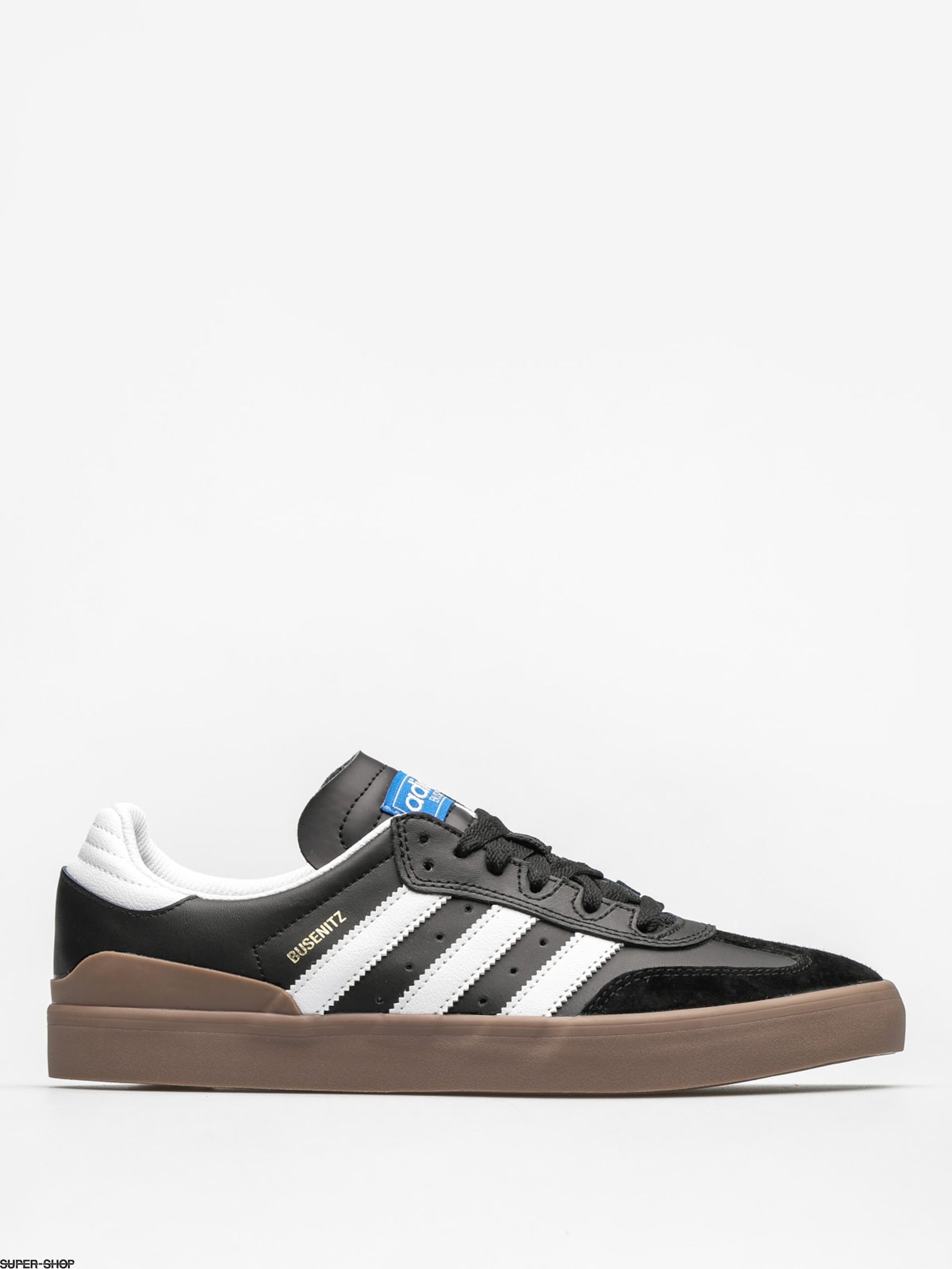 adidas Shoes Busenitz Vulc Rx (core black/ftwr white/gum5)