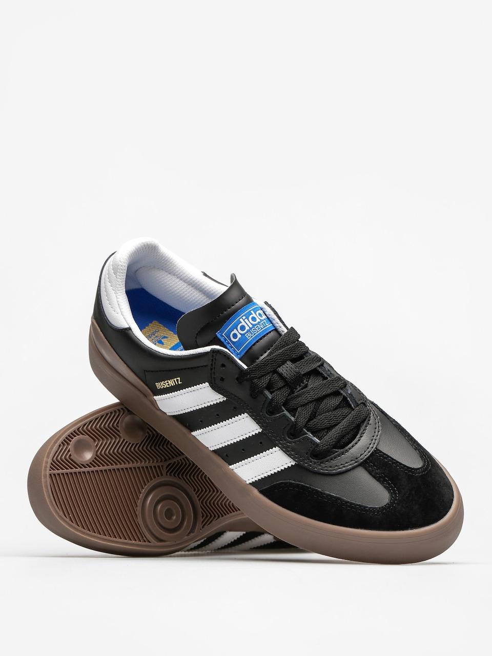 adidas Schuhe Busenitz Vulc Rx (core blackftwr whitegum5)