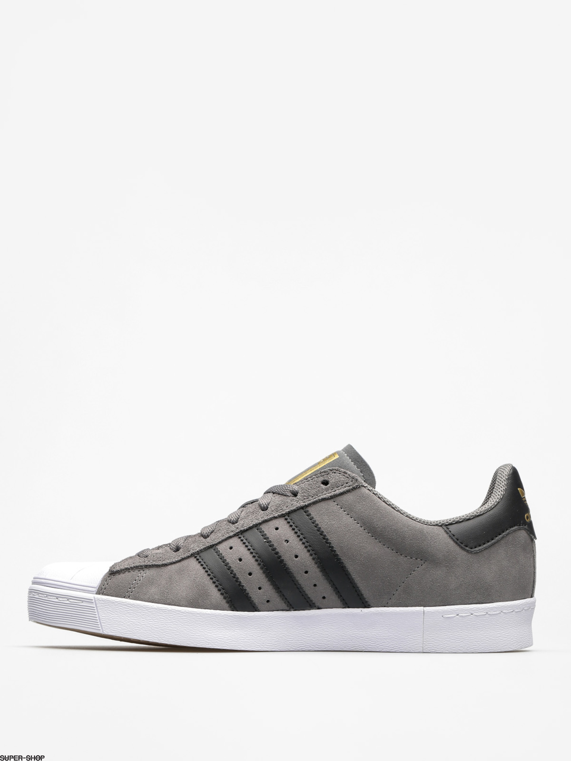 Adidas Superstar Vulc ADV Shoes Collegiate Navy / Chalk White
