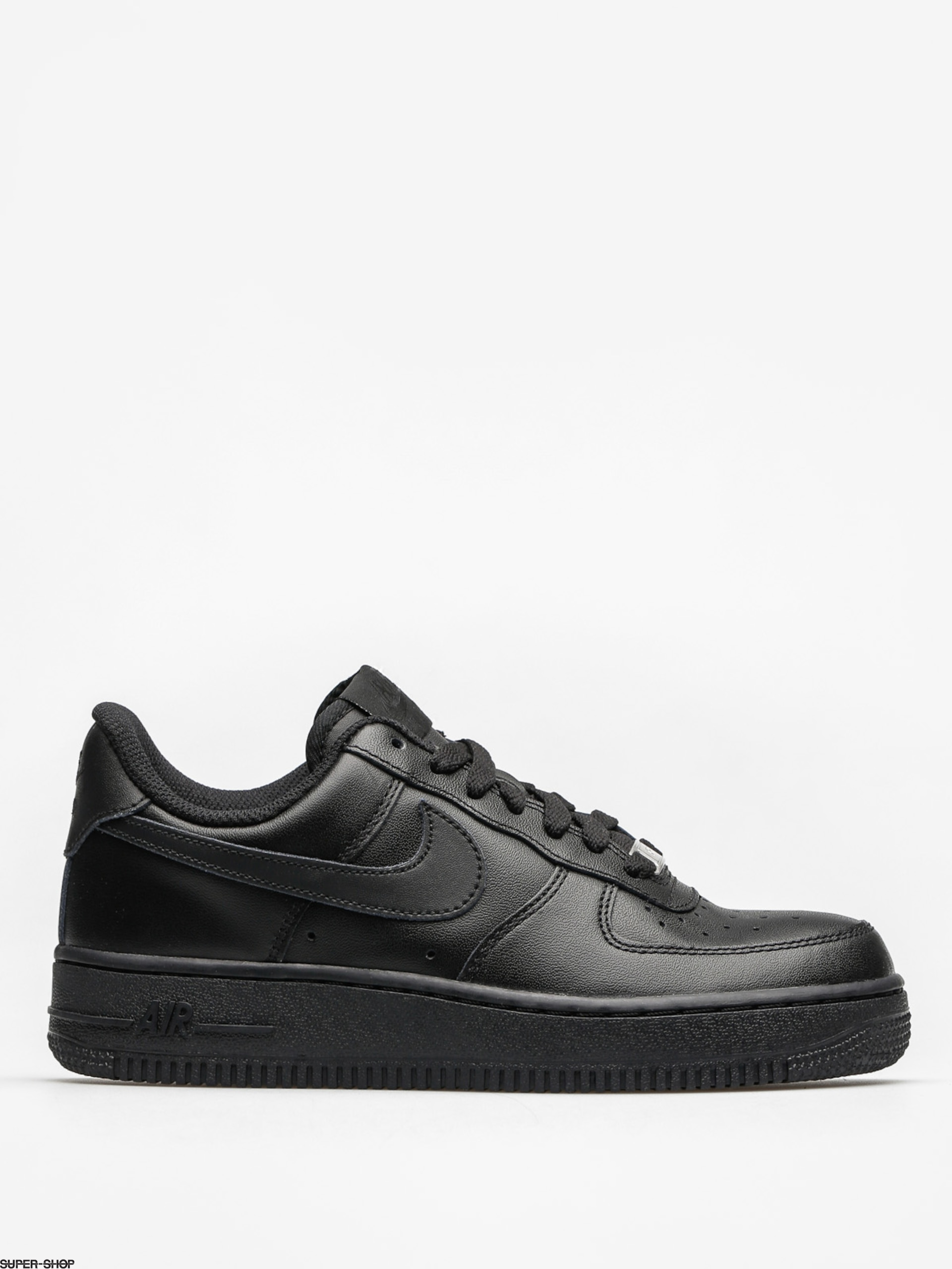 Nike Shoes Air Force 1 07 Wmn (black/black)