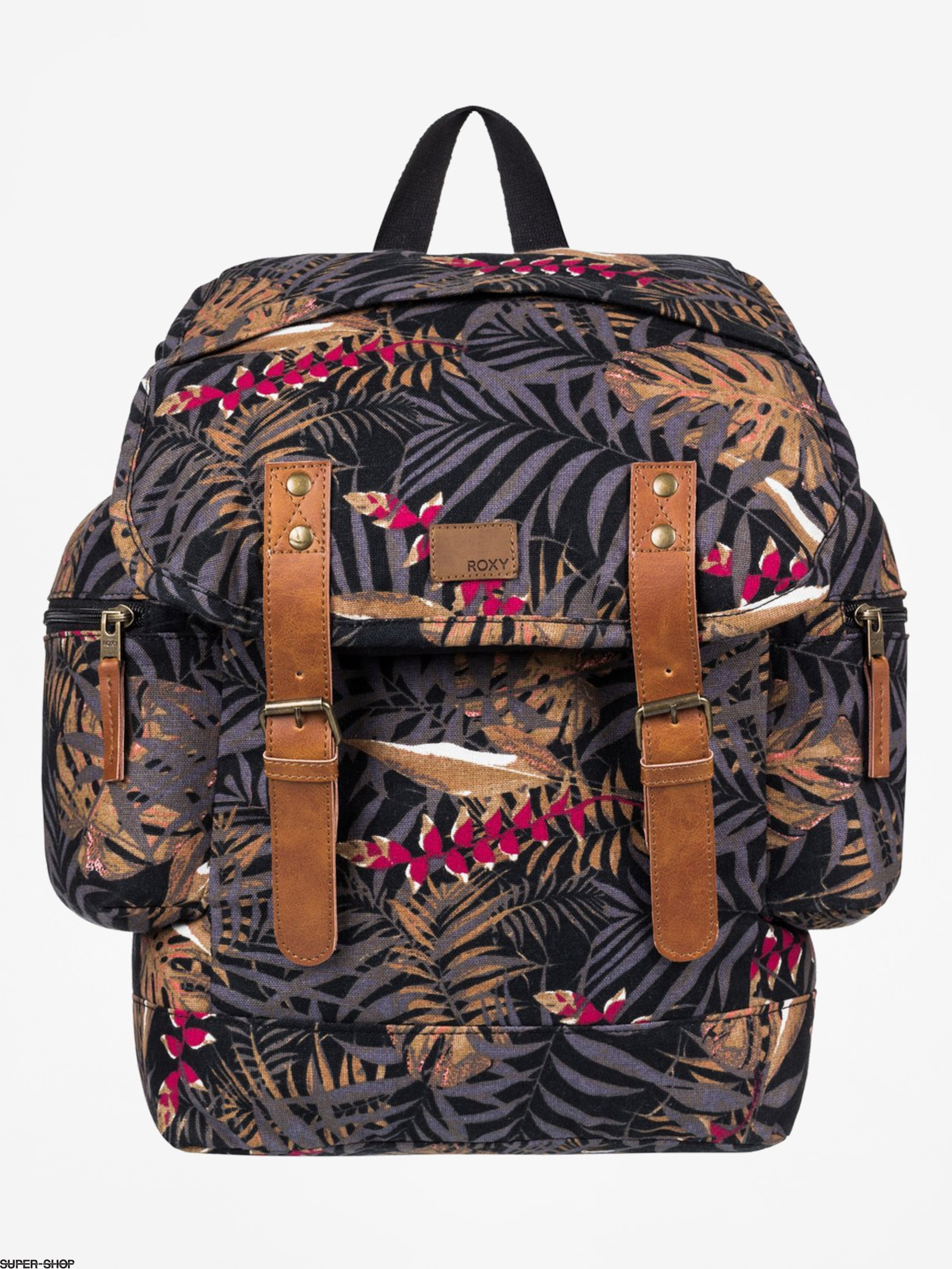 Roxy Rucksack Free For Sun Wmn (anthracite jungly fl)