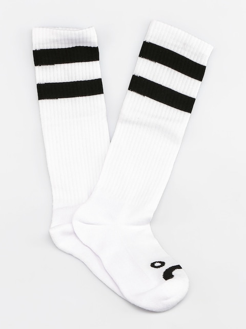 Polar Skate Socks Happy Sad Classic (black/white)