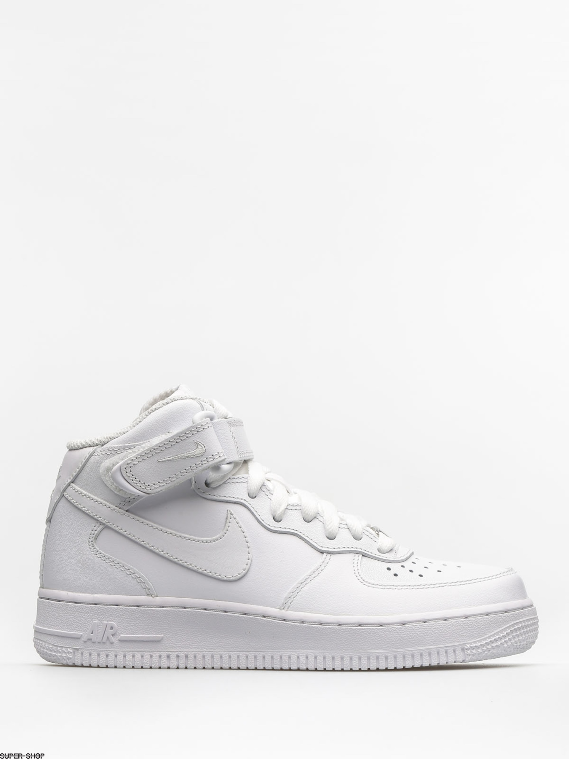 Nike Shoes Air Max Force 1 Mid 07 Le Wmn (white/white)
