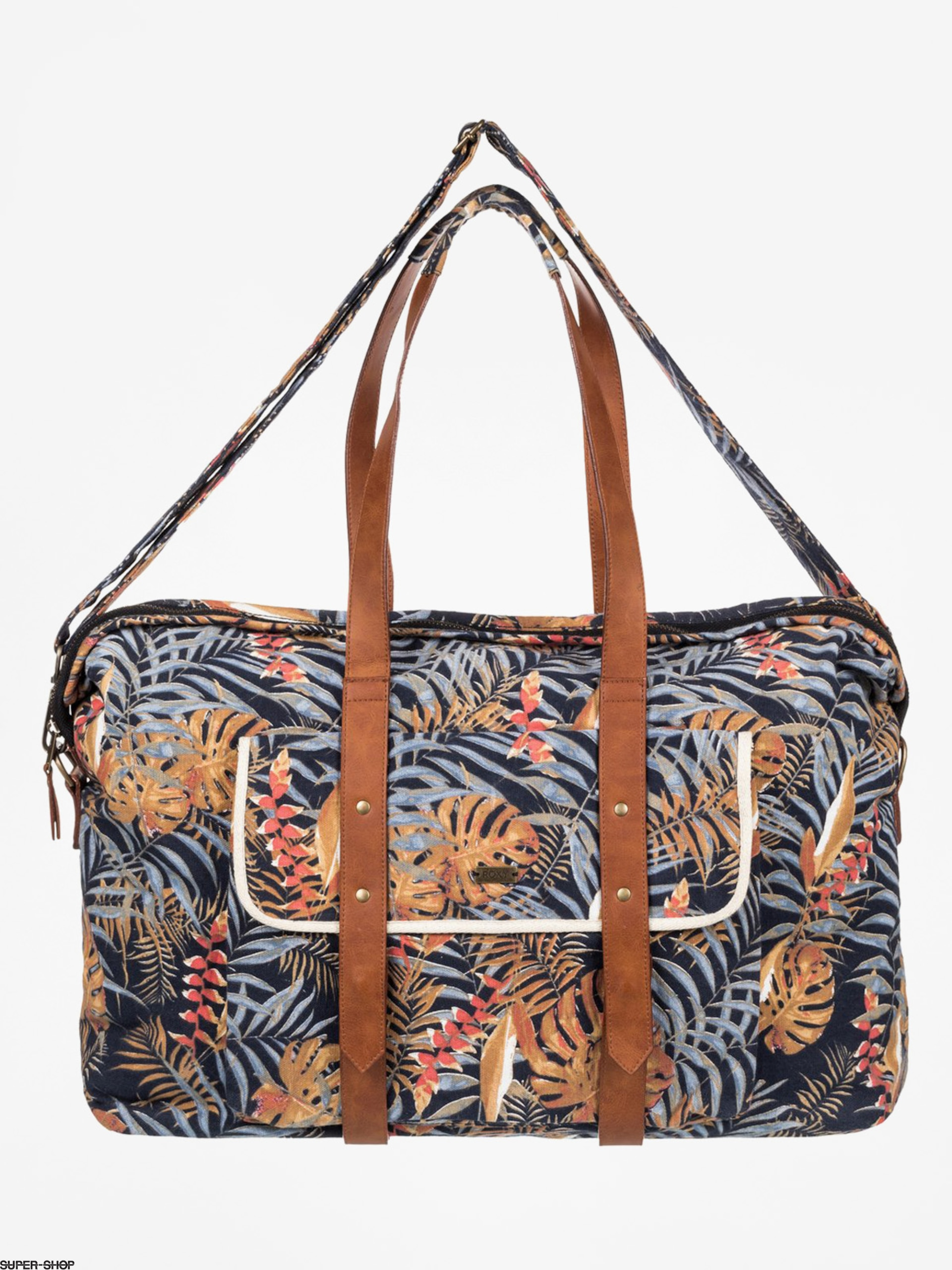 Roxy Tasche Beach Entry Wmn (anthracite jungly fl)