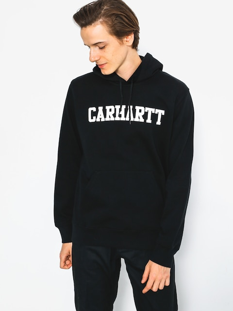 Carhartt Hoodie College HD (black/white)
