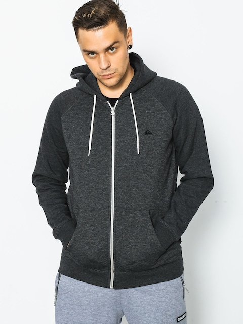 Quiksilver Hoody Everyday ZHD (dark grey heather)