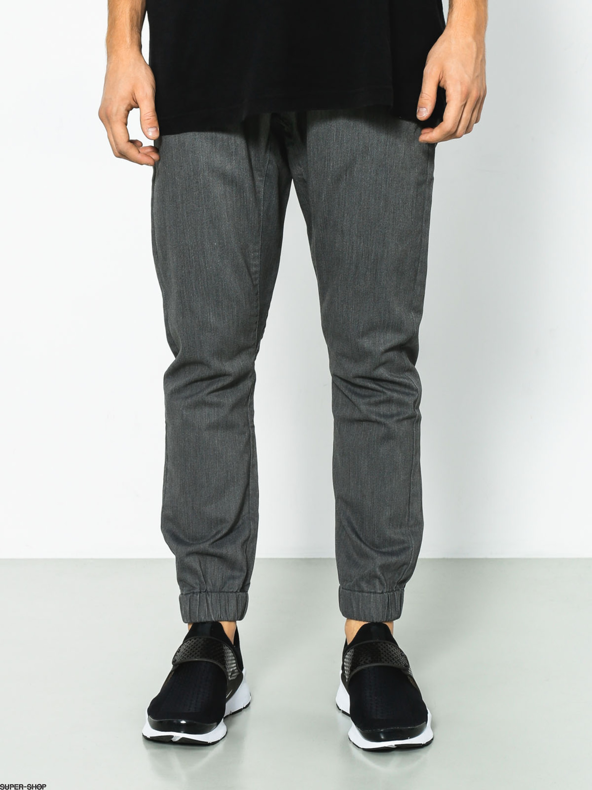 Quiksilver Hose Fonic (dark grey heather)
