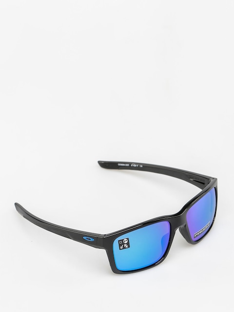 Oakley Sunglasses Mainlink (polished black/prizm sapphire iridium)