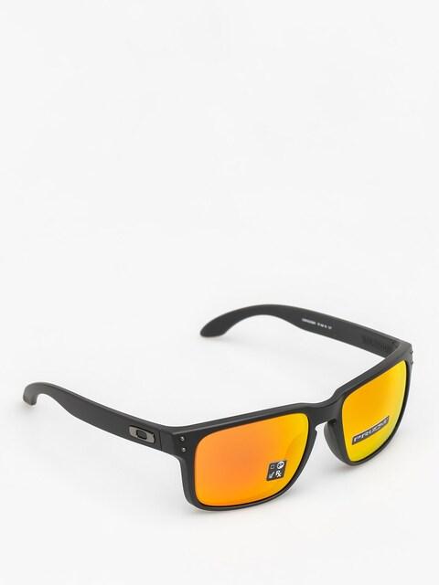 Oakley Sunglasses Holbrook (matte black/prizm ruby)