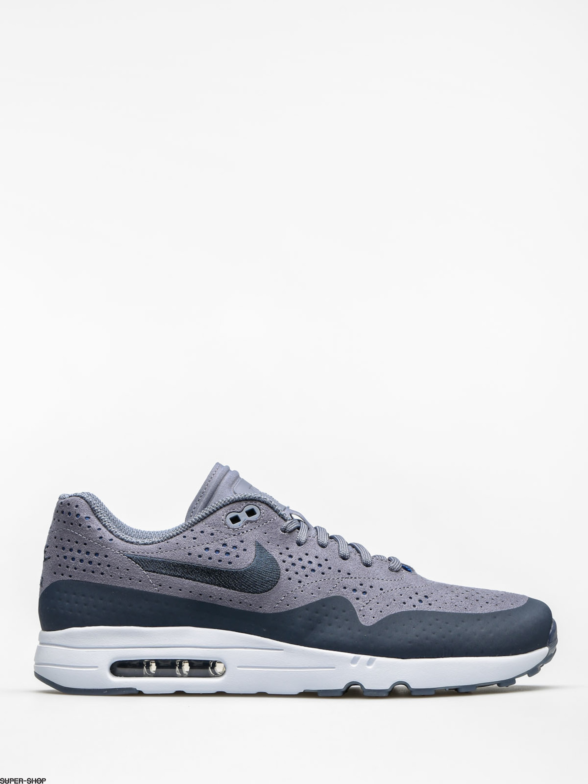 Nike Shoes Air Max 1 (Ultra 2.0 Moire armory blue/armory navy blue jay)