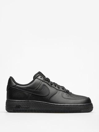 Nike Air Force 1 07 Shoes (black/black)