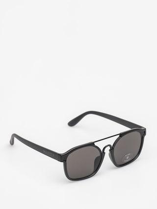 Majesty Sunglasses Wire (matt black/black pearl lens)