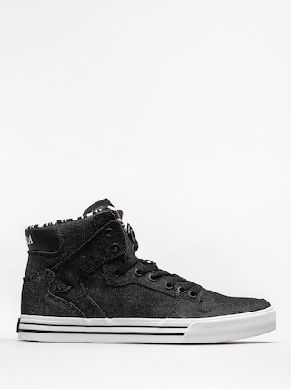 Supra Shoes Vaider (black white)