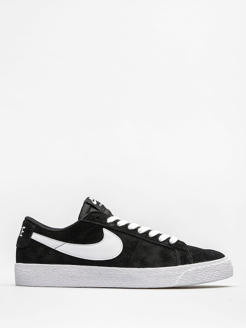 Nike SB Shoes Zoom Blazer Low (black/white gum light brown)
