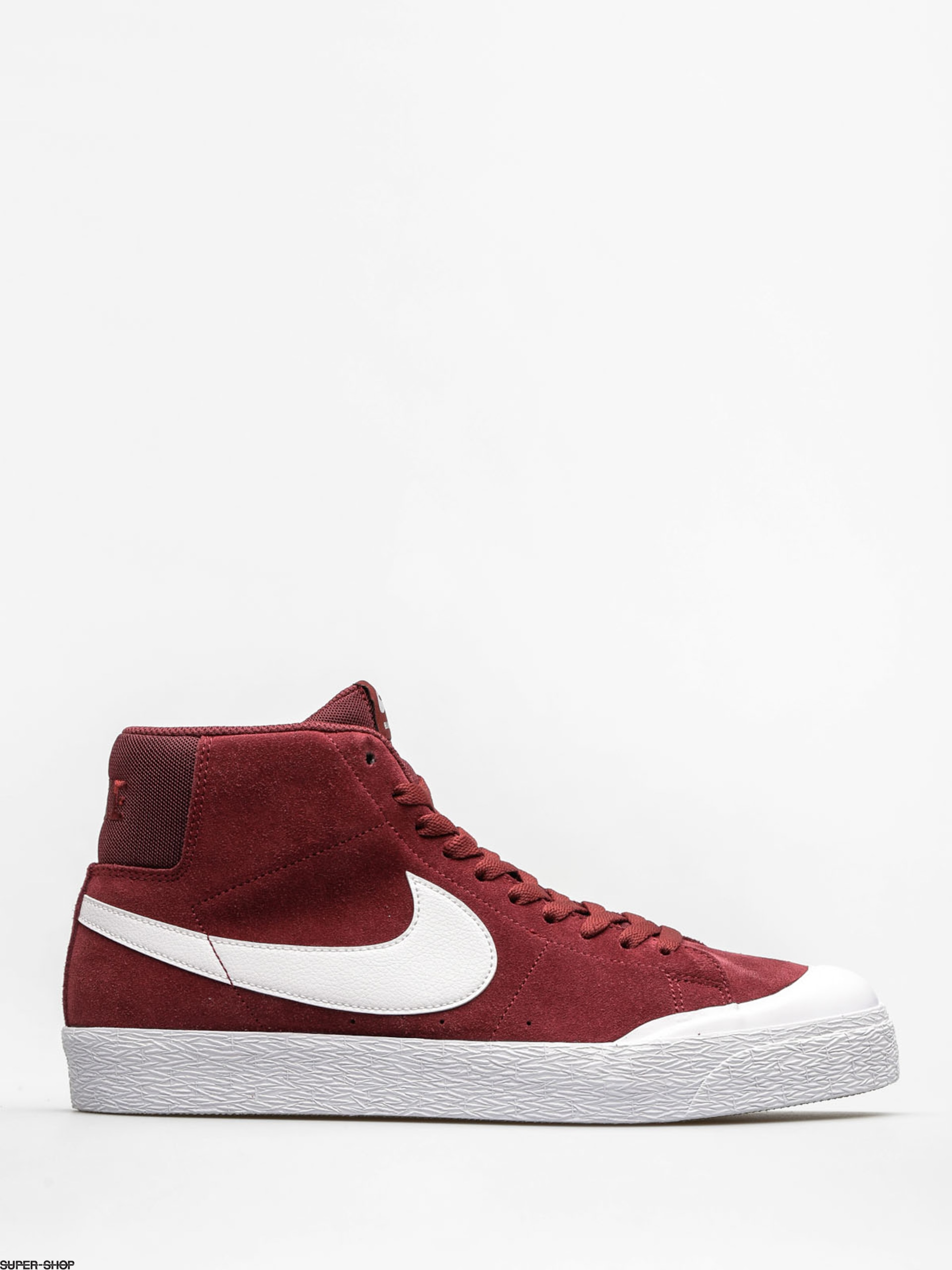91cff8d2f851 Nike SB Shoes Zoom Blazer Mid Xt (dark team red white gum light brown)